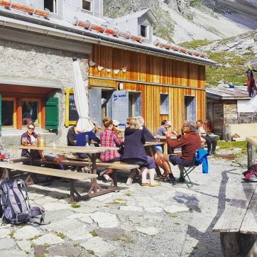 Lischanahütte